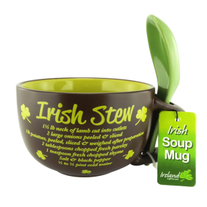 Stew Mug + Spoon