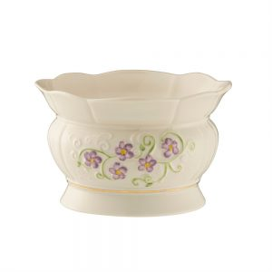 Belleek Classic Irish Flax 6″ Bowl