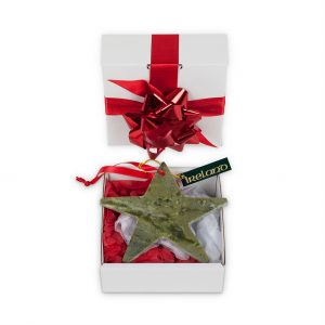 Connemara Marble Christmas Ornament Set